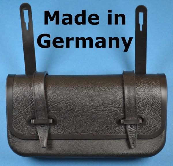 westphal Satteltasche, Werkzeugtasche, Tasche, Fahrrad, retro Sattelanhängetasche
