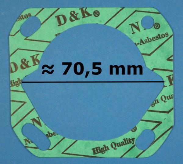 Hercules Zylinder Dichtung Prima 2,3,4,5 SACHS 505 Zylinderfußdichtung Mofa