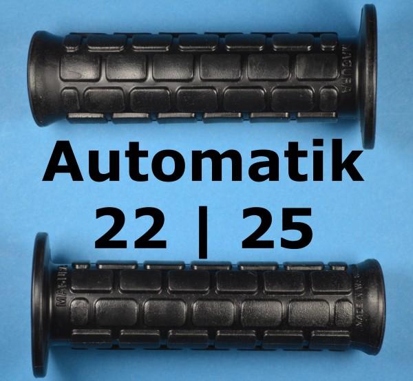 MAGURA Griffe für Automatik Hercules Prima 2 4 M P1 SACHS Mofa Moped Paar Gummi