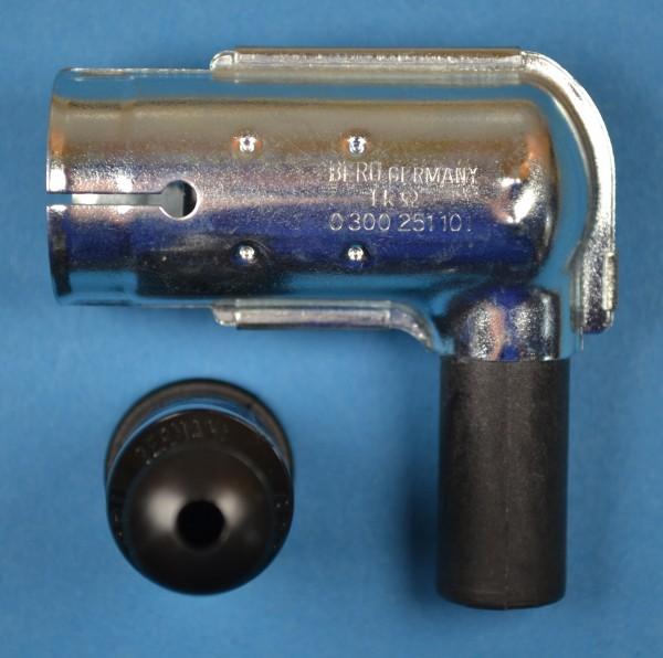 BERU Zündkerzenstecker 1 kOhm Hercules/SACHS Prima, P, M, Optima 504/505