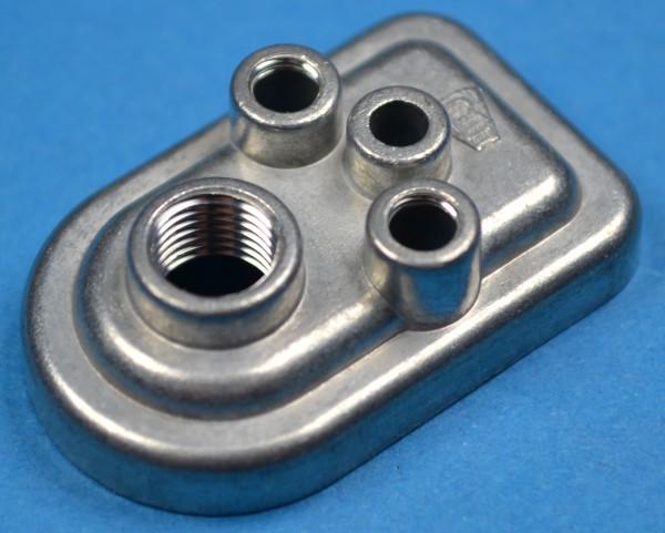 BING 85 Deckelplatte für integrierten Startschieber Hercules, SACHS, DKW