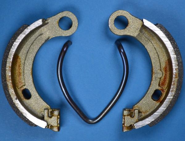 Bremsbeläge Hercules Prima 2,3,4,5,5S,6, M4,M5, Optima 3, 50 Bremsbacken-Satz, Bremse