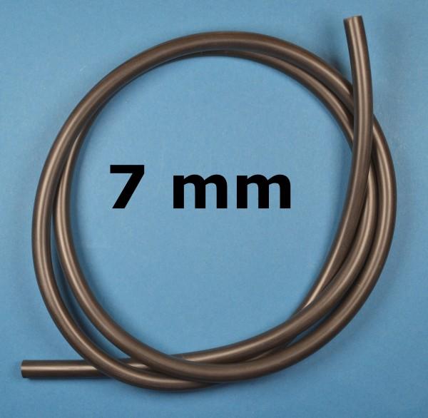 Zündkabel 1 Meter Hercules Prima 3,4,5 Optima M SACHS 505 Silikon 7 mm