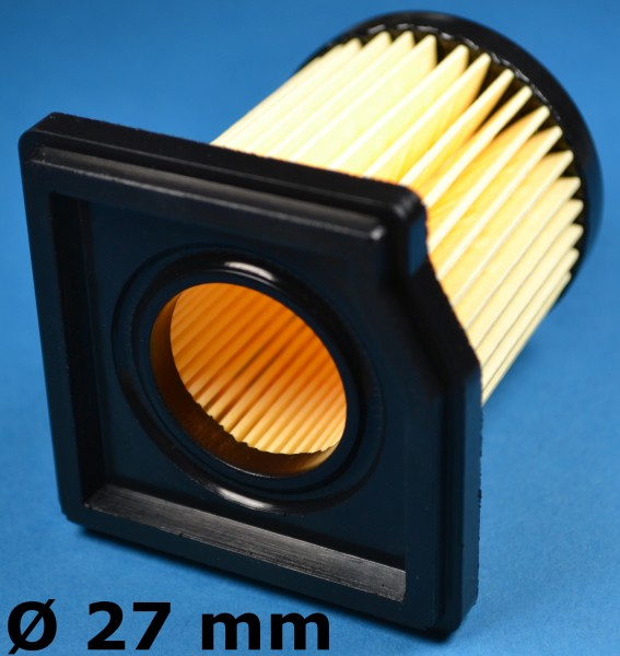 Hercules SACHS Luftfilter Optima 3 S, Optima 50 Moped, Filter, 27 mm