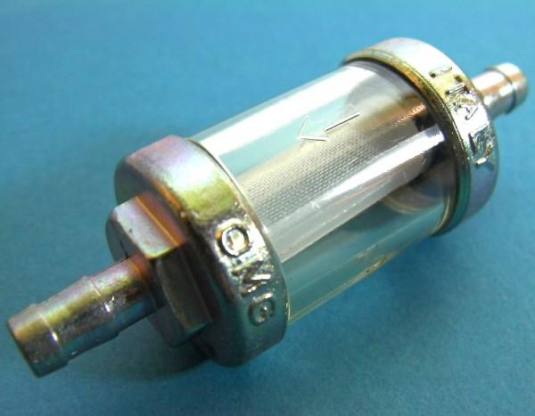 OMG Benzinfilter Hercules Prima 2,3,4,5,5S, M5, P1, P3, Optima, 5-6 mm