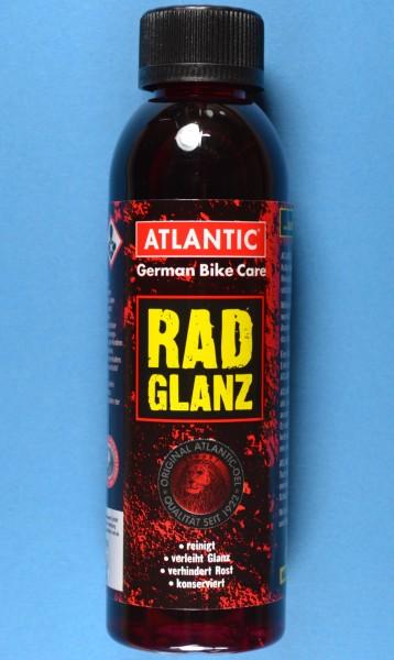 200 ml ATLANTIC Radglanz Lackpflege, Metallpflege, Reinigungsmittel