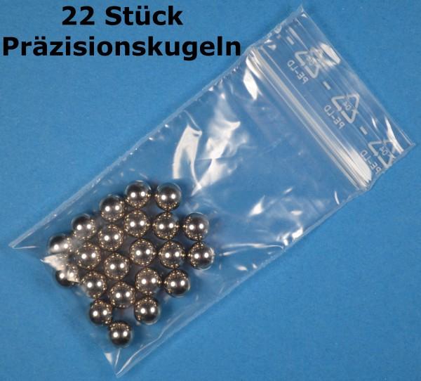 1/4 Zoll Kugel Hercules Prima 2,3,4,5,5S,6 Radlager Achse M,P, Optima, GX